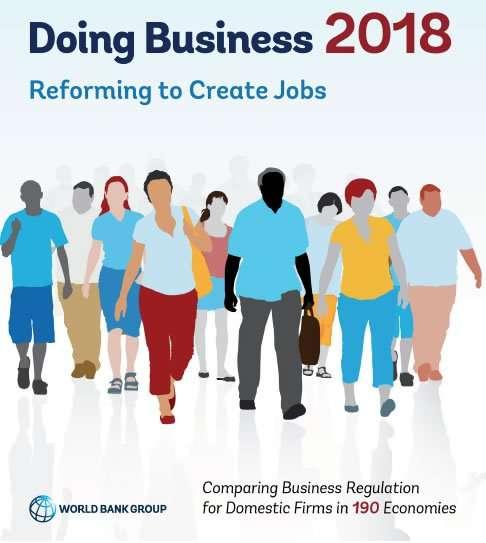 Doing Business 2018: Sub-Saharan Africa